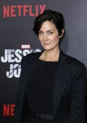 Carrie-Anne Moss - 'Jessica Jones Series Premiere at Regal E-Walk 17.11.2015