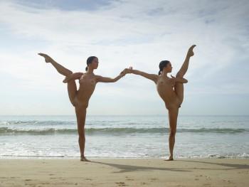 Hegre Nude Gymnastique 23