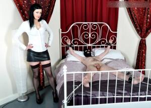 FemmeFataleFilms - Mistress Suki - Bedbound part 1-2 update