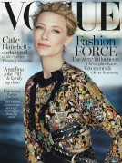 Cate Blanchett -   Vogue Australia December 2015 Photographer Will Davidson.