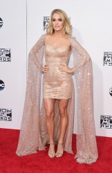 Carrie Underwood - 2015 American Music Awards in LA 11/22/15