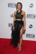 "Serayah ""2015 American Music Awards at Microsoft Theater in Los Angeles"" (22.11.2015) 2x  6789e4449092389"