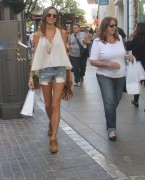 Stacy Keibler | Shopping in West Hollywood | November 21 | 12 pics