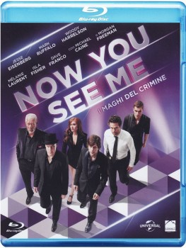 Now You See Me - I maghi del crimine (2013) Full Blu-Ray 26Gb AVC ITA ENG DTS-HD MA 5.1
