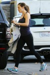 Jennifer Garner while leaving the gym in LA November 28-2015 x10