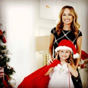 "Giada de Laurentiis - 1x promo for Food Network's ""Giada's Holiday Handbook"""