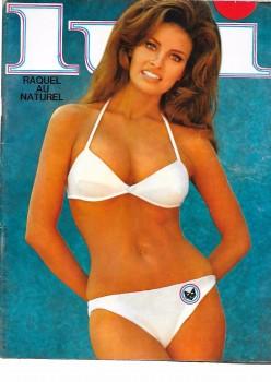 Raquel Welch: LUI Magazine Cover: MQ x 1