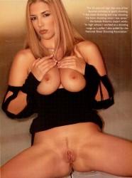 Strong woman big tits