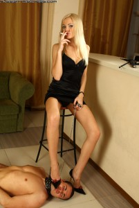 Russian-Mistress - Aina