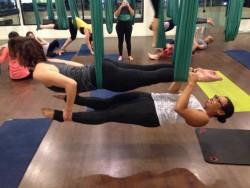 Mary Elizabeth Winstead Exercising - 12/2/15