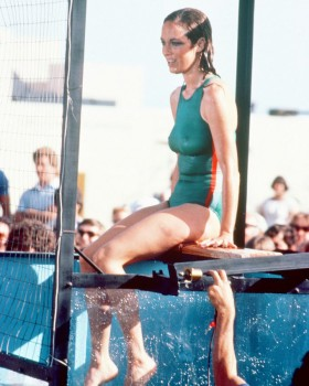 Catherine Bach: Very 'Revealing' @ Battle Of The Network Stars - MQ x 1