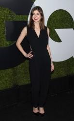 Alexandra Daddario - GQ Men Of The Year Party in LA 12/3/15