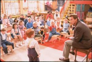 Детсадовский полицейский / Kindergarten Cop (Арнольд Шварценеггер, 1990).  F0fc8b450842985