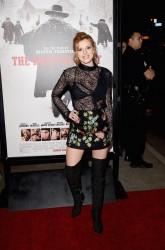 """MEGA POST: Bella Thorne con espectaculares botas en el estreno de """"The Hateful Eight"""" en Los Angeles (7/12/15) 35ed34451534437"""
