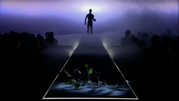 Arvo Part: Adam's Passion – Robert Wilson (2015) Blu-ray 1080i AVC DTS-HD 5.1