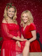 Kylie Minogue-   Madame Tussauds London December 8th 2015.