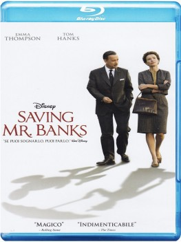 Saving Mr. Banks (2013) Full Blu-Ray 41Gb AVC ITA DTS 5.1 ENG DTS-HD MA 5.1 MULTI