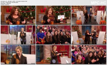 RACHAEL RAY *cleavage* - December 3, 2015