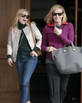 Reese Witherspoon is spotted out for lunch with Chelsea Handler in Brentwood - December 10-2015 x28