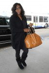 Serena Williams Is seen at LAX December 10-2015 x6