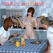 ORIENTAL HOSPITALITY from KUNIMASA