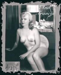 Anne Frances Nude