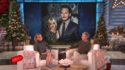 Anna Faris @ The Ellen DeGeneres Show | December 2 2015
