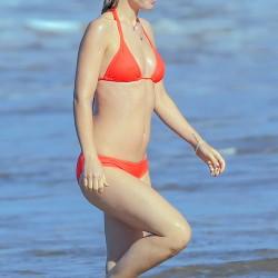 olivia wilde bikini hawaii vxc234m789