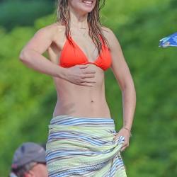 olivia wilde bikini hawaii 6h3546h56