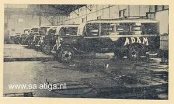 Sejarah Bus ADAM Salatiga Dalam Catatan EDDY VAN DE WALL