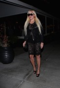 Amanda Bynes - Leaving a holiday party in West Hollywood 12/11/15