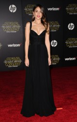 "Eiza Gonzalez - ""Star Wars: The Force Awakens"" Premiere in Hollywood 12/14/15"