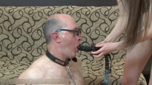 Young-Goddess-Club - GODDESS ARELLA AND SLAVE RICHARD - THE LITTLE PEST - MY HUMAN SEX TOY