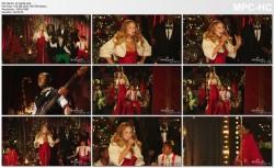 "MARIAH CAREY *areola peeks* ""Mariah Carey's Merriest Christmas"" (2015)"