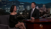 Courteney Cox @ Jimmy Kimmel Live | April 21 2015 | ReUp