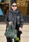 Michelle Trachtenberg shopping at Barneys December 27-2015 x5