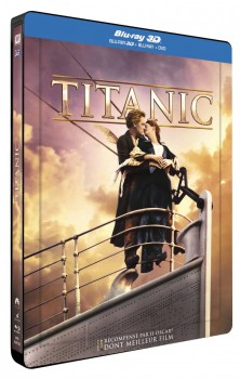 Titanic 3D (1997) [2 Blu-Ray 3D]  Full Blu-Ray 3D ISO 93Gb AVC\MVC ITA SPA DTS 5.1 ENG DTS-HD MA 5.1