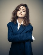 Jenna Louise Coleman-       Interview Magazine December 2015  Matt Holyoak Photos MQ.
