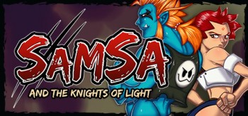 Samsa and the Knights of Light (2015)