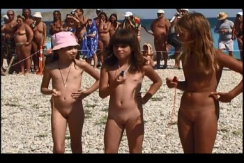 Family Beach Pageant Part One Peter Dietrich Nudists Video ...