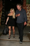 Jessica Simpson - Out & About in LA 3/12/16