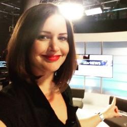 Amanda Houston - itv Weather Girl Social Media/twitter