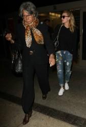 Margot Robbie - At LAX Airport 3/15/16