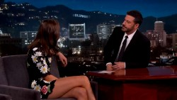"Gal Gadot on ""Jimmy Kimmel Live!"" on March 15, 2016 x54"