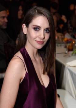 Alison Brie - The Hollywood Reporter And Jimmy Choo's Power Stylists Dinner 03/15/2016