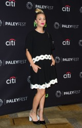 Kaley Cuoco - The Paley Center for Media's 33rd Annual PaleyFest Los Angeles 'The Big Bang Theory' Panel 3/16/16