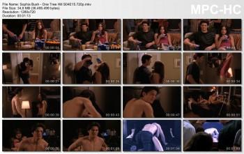 Sophia Bush - One Tree Hill S04E15.720p