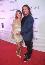Audrina Patridge - LaPalme Magazine's Spring Affair Launch Party 3/18/16