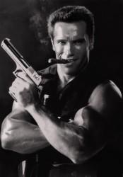 Коммандо / Commando (Арнольд Шварценеггер, 1985) 69bebd472755626