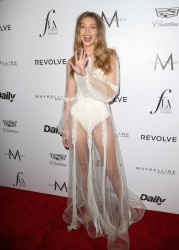 Gigi Hadid - The Daily Front Row 'Fashion Los Angeles Awards' 3/20/16